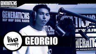Georgio - Rêveur [Pour Anatole] (Live des studios de Generations)