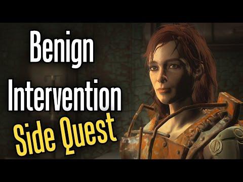 Fallout 4 Benign Intervention Side Quest Full Guide Walkthrough