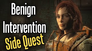 Fallout 4 Benign Intervention Side Quest Full Guide Walkthrough