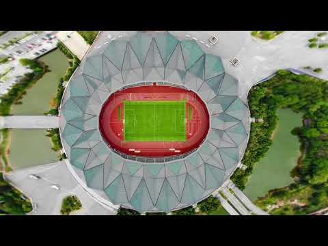 Shenzhen Universiade Center equipped with Mondo Track