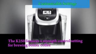 CLICK HERE : http://amzn.to/2iJKY3R to see full product spesification and comparison of Keurig K250 Single Serve, Programmable K Cup Pod Coffee Maker ...