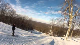 GoPro- Skiing at Jack Frost Mountain PA