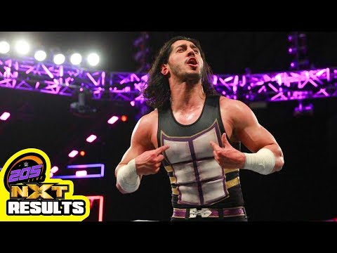 ALI VS CEDRIC AT MANIA! WWE 205 Live & NXT Review & Results Going in Raw Pro Wrestling Podcast