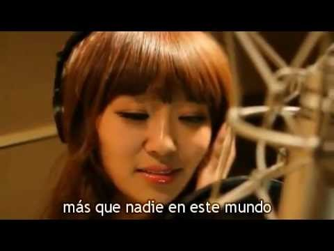 Hyorin - I Choose To Love You (Español).avi