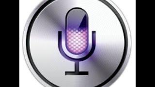 Get Siri Without Jailbreak