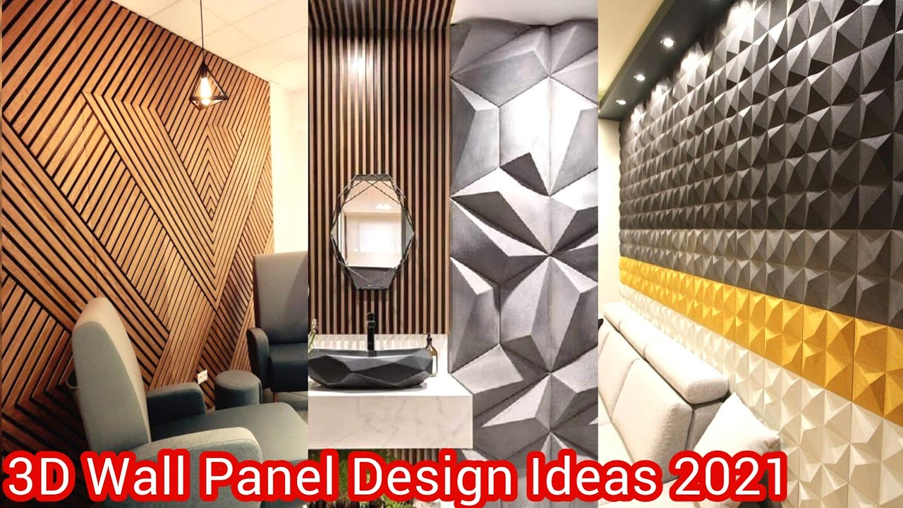 Modern Wooden Wall Panel Design Ideas For Home Interior Wood Wall Panel Decorating Ideas 2021 Youtube