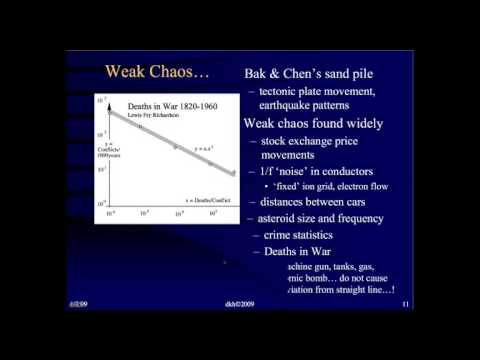 Systems & Systems Engineering—Chaos & SE!