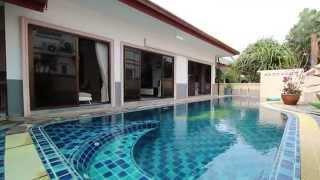 Pattaya Villas - Thammachat Alese 3 Bedroom