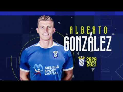Alberto González se une a la defensa de la U.D Melilla
