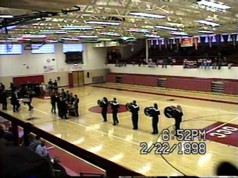 1998 New Philadelphia High School Drumline
