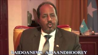 SOMALIA IS MAKING A COMEBACK , SAYS PRESIDENT HASSAN SHEIK MOHAMUD 2ND PART.