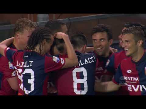Il gol di Pandev - Genoa - Verona 3-1 - Giornata 34 - Serie A TIM 2017/18