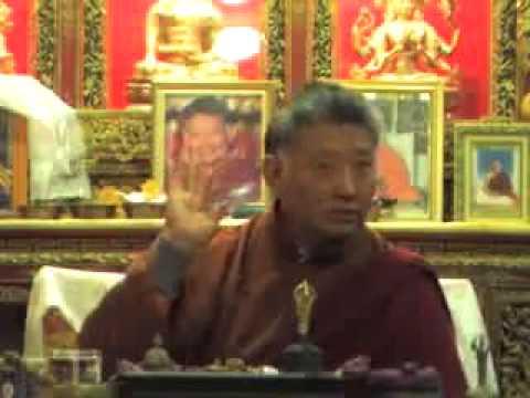 Vajrayana Buddhism - Lama Choedak Rinpoche