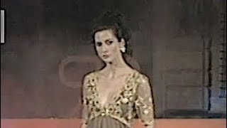 RENATO BALESTRA Fall 1999 2000 Haute Couture Rome - Fashion Channel