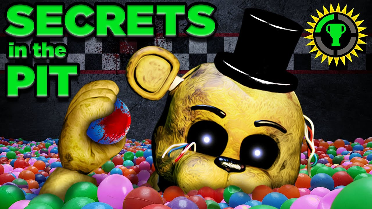 Game Theory: FNAF, Return To The Pit (3 New FNAF Theories)