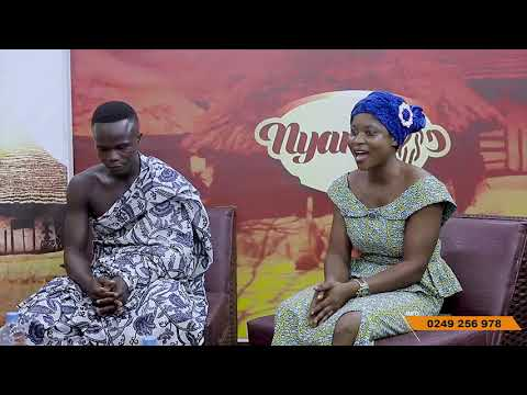 MUST WATCH!!! PROVERBS CHALLENGE | NYANSAPO PROVERBS SHOW