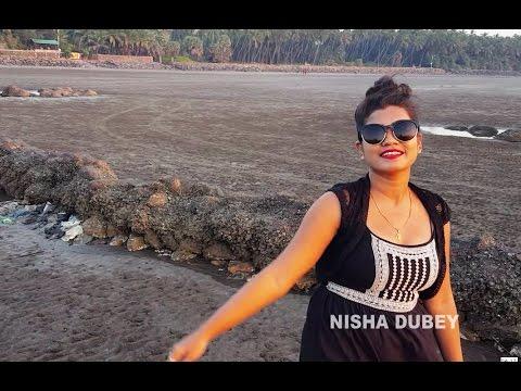 Download Nisha Dubey | singing on beach