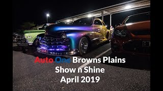 Gambar cover Auto One Browns Plains Show n Shine April 2019