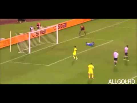 UDINESE - ANZHI 1 - 1 | 20/09/2012 | GOL & HIGHLIGHTS HD