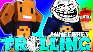 Minecraft Trolling - Troll cu Ferma de Cactuși !