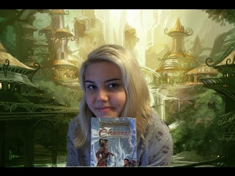 Book review: Evermeet (Island of Elves) by Elaine Cunningham