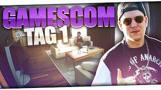 Präsidentensuite | Gamescom Tag 1 | MontanaBlack