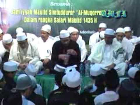 AL MUQORROBIN 2014 BABADAN 03 ALLAHU BINURIHI TAJALLA YA ASYIQOL MUSTHOFA NURUL MUSTHOFA AS SHUBHUBA