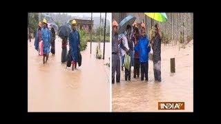 Kerala Floods 2018: Massive rain leaves several homeless amid flood condition in Kalpetta