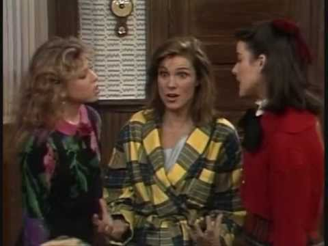 Christa Miller in Kate and Allie
