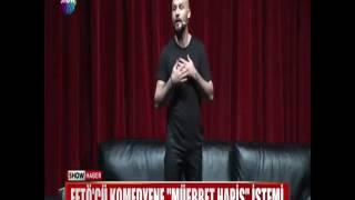 """FETÖ'cü komedyene """"Müebbet hapis"""" istemi"""