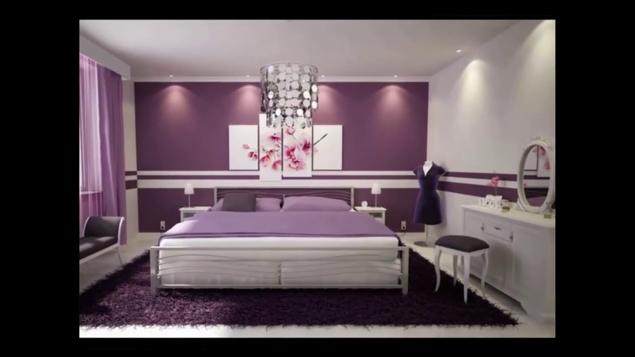 Colores para habitaciones peque as youtube for Colores para recamaras pequenas