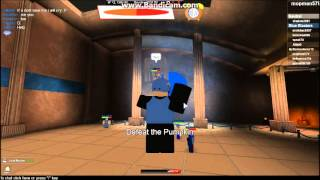 ROBLOX Funny Moments #1 (Lampe de poche glitched, Pie in you're eyes, Saluting the country, Block man)