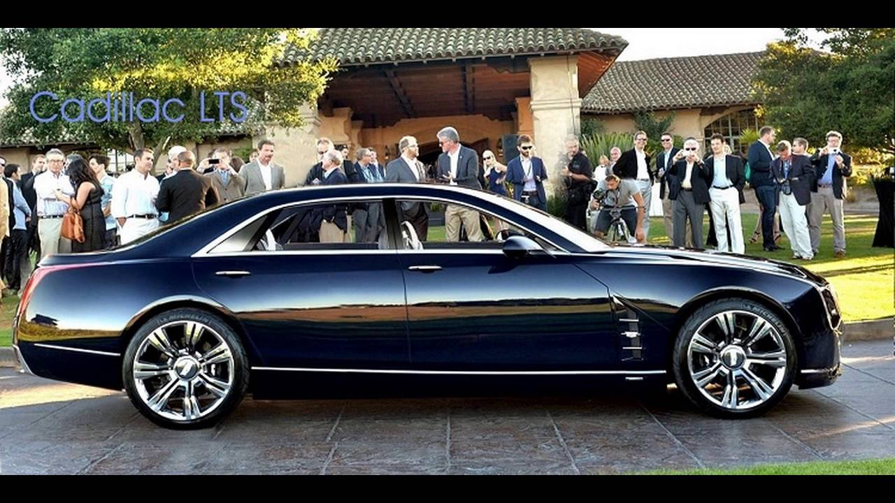 2016 Cadillac LTS release date - YouTube