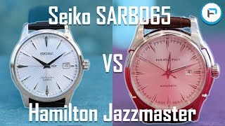 Seiko SARB065 Cocktail Time vs Hamilton Jazzmaster Viewmatic - Which should you buy?