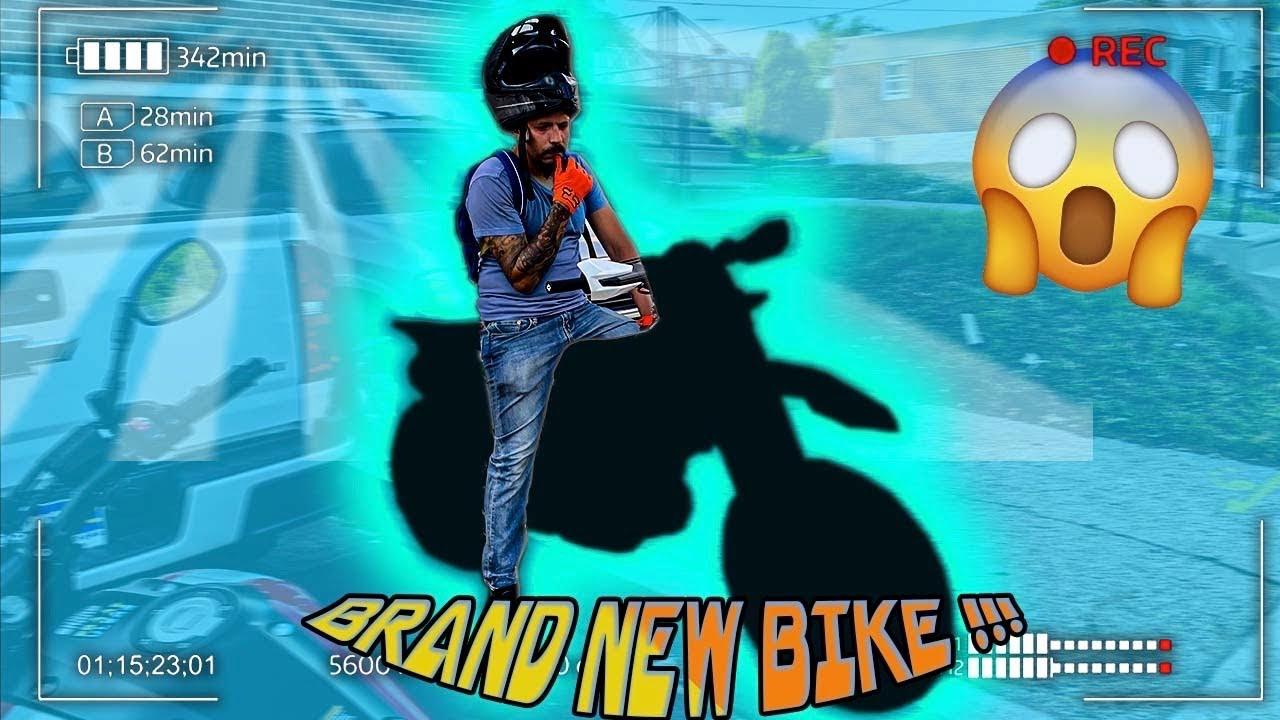 GOING TO SEE ELI BRAND NEW BIKE!! / WHAT IS IT????