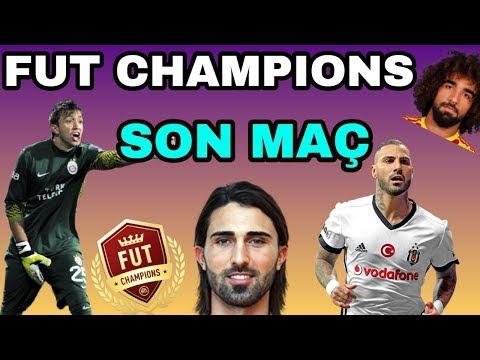 FUT Champions Son Maç - Süper Lig Kadrosu ve CR7!