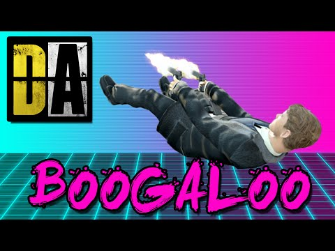 ABSURD ACROBATICS (Double Action: Boogaloo Funny Moments)