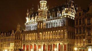 #826. Брюссель (Бельгия) (супер видео)(Самые красивые и большие города мира. Лучшие достопримечательности крупнейших мегаполисов. Великолепные..., 2014-07-03T17:10:46.000Z)