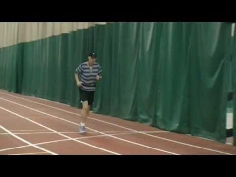 John Does Run Pasts at Regina Fieldhouse with Ken Gamble