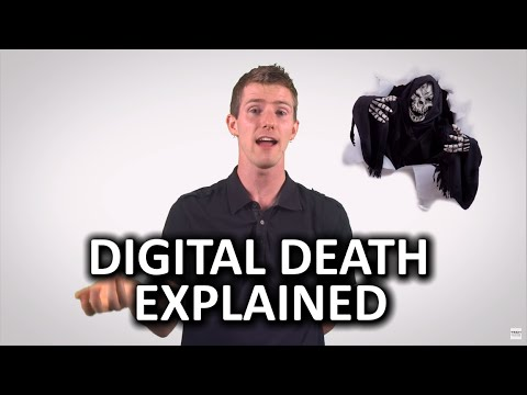 Digital Death as Fast As Possible
