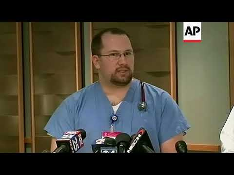 A Doctor At Beth Israel Deaconess Hospital In Boston Told Reporters That The Suspect In The Boston M