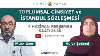 Toplumsal Cinsiyet ve İstanbul Sözleşmesi