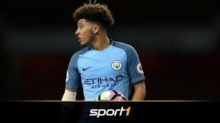 145 Millionen Euro! So dealt Manchester City mit jungen Spielern   SPORT1