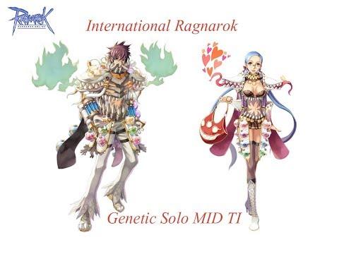 IRO Ragnarok Genetic Easy Zeny Easy Life Solo Mid TI  ม้าดำอยู่ไหน