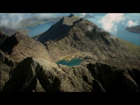 This is Scotland. You are welcome. (short)