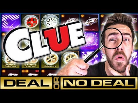 """AWESOME NEW """"CLUE"""" POWER-UP IN BLIND TRADING!"""