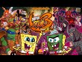 Spongebob Squarepants Super Brawl 3 Cartoon Movie Games New Spongebob ...