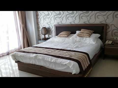 Обзор номера Leisure Ocean View Suite в отеле Barry Boutique 5 звезд в Санья
