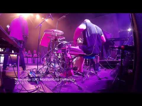 Hamish Dickinson Drums - Anemia (Decade) - Deaf Havana UK & EU 2017