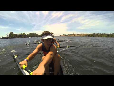 2014 USRowing Youth Nationals Men's LTWT 8+ C Final - OARS